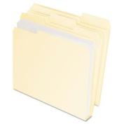 "Pendaflex - Doublestuff File Folders 1/3 Cut Letter Manila 50/Pack ""Product Category"