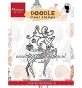 Marianne Design Deer Clear Stamp
