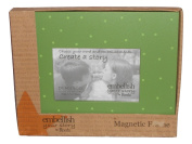 Demdeco Embellish Your Story By Roeda Polka Dot Magnetic Photo Frame Base