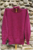 San Rafael Pullover - Oat Couture Easy Knit Knitting Pattern EK702