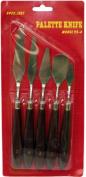 The Art Shop Skipton Palette Knife Set Of 5 , Palette Knives - 5 Sizes