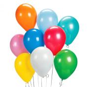 Adorox Multi-colour Latex Balloons Birthday Party Favour Event Circus Clown Decor