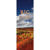 VCP Wholesale 129806 Banner Big Enough - Indoor - 0.6m x 1.8m
