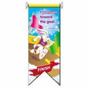 Creative Teaching Press 93236 Banner-Press On