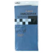 Flomo TC323 140cm x 270cm . Dark Blue Rectangular Table Cover, Case of 36