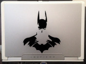 Batman Superhero Decal Sticker Car Truck Laptop Macbook Window 10cm Black