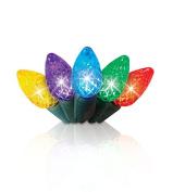 Holiday Bright Light Ledbx-c650-mu6 Commercial Grade LED Multicolor Light Set