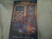Fibre Mosaics E-I-E-I Ho Ho Ho