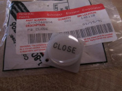 Schindler Elevator Corporation 477C742G04 Button Reads Close