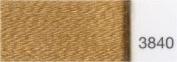 Madeira 9312-3840 Lana Wool/Acrylic Embroidery Thread, 12wt/220 yd, Golden Yellow