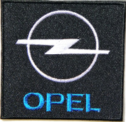 OPEL Logo Sign Car Racing Patch Sew Iron on Applique Embroidered T shirt Jacket Costume Gift BY SURAPAN