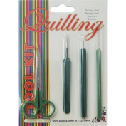 Lake City Craft Q167 Quilling Tool, 4-Pack