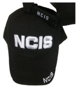 NCIS Naval Criminal Investigative Service Embroidered Hat Navy Marine Cap