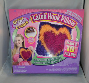 Great2create Latch Hook Pillow Kit