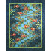 Molokini Bay Quilt Pattern by Quilting Time and Vicki Stratton