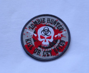 Frank Wiedemann - Zombie Hunter - Embroidered Patch