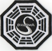 Lost Dharma Swan Patch Prop