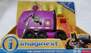 Fisher-Price Imaginext DC Super Friends The Joker & Garbage Truck