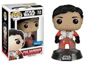 Funko Pop! Star Wars #72 No Helmet Poe Dameron