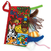 Doinshop Animal Tails Cloth Book Baby Education Toys Learning Picture Cognize