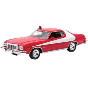 1976 Ford Gran Torino Starsky & Hutch Red 1/43 Scale Die Cast Model