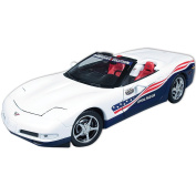 2004 Chevrolet Chevy Corvette Indy Pace Car 1/18 Scale Die Cast Model