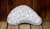 Littlebeam LBNP26 Floral Grey Nursing Pillow Exclusive Collection