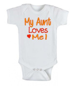 My Aunt Loves Me! Onesie size 0-6 month