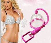 Vacuum Pump Breast Suction Single Cup Bra Massage L Size