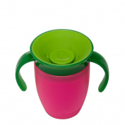 Munchkin 44151 210ml Miracle® Trainer Cup Assorted Colours