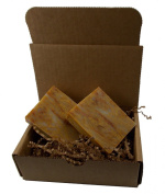 Autumn Apples Soap - Handmade, All Natural - Vegan / 2 Bars