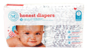 The Honest Company Nappies - Size 1 - Anchors