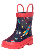 Target Dry Oscar Boys Printed Welly Boots