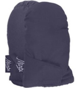 Manbi International Tia Junior Mitten, Baby (1-6 Months) - Navy
