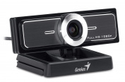 Genius 120-degree Ultra Wide Angle Full HD Conference Webcam
