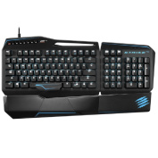 Mad Catz S.T.R.I.K.E.TE Tournament Edition Mechanical Gaming Keyboard for PC -Matte Black