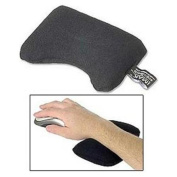 Computer Mouse Wrist Cushion, Grey