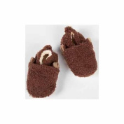Kona the Monkey Booties by Babymio - MKBOOT200-12