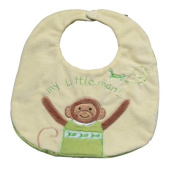 Mac The Monkey Bib by Pickles - 50752