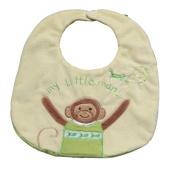 Mac The Monkey Bib by Pickles - 50752