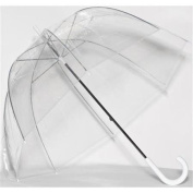 Elite Rain Frankford RB01-NT Clear Bubble Umbrella No Trim