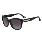 Michael Kors M2885S 001 Olivia Black Frames Grey Lenses Sunglasses