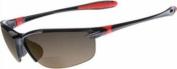 Dual Eyewear SL2 Sunglasses +2.0 Power Magnification Black Lens