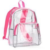 Eastsport 44cm Clear Backpack