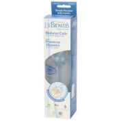 Dr. Brown's BPA Free Polypropylene 240ml Bottle - 1 Pack
