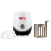 Nuby Natural Touch Bottle Warmer and Steriliser