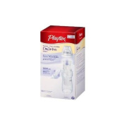 Playtex Drop-Ins Pre-Sterilised Soft Bottle Liners, 8-300ml 400 Count