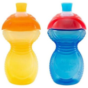 Munchkin�Click Lock 270ml Bite-Proof Sippy Cup, BPA-Free, 2-Pack