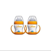 Munchkin Latch 120ml Transition Trainer Cup, 2 Pack