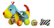 Lamaze Pippin The Push Along Pup Multi-Coloured